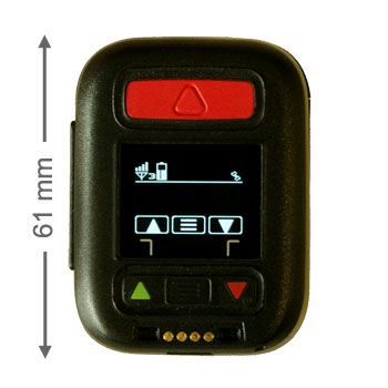 Notruf-Pager GSM-PT