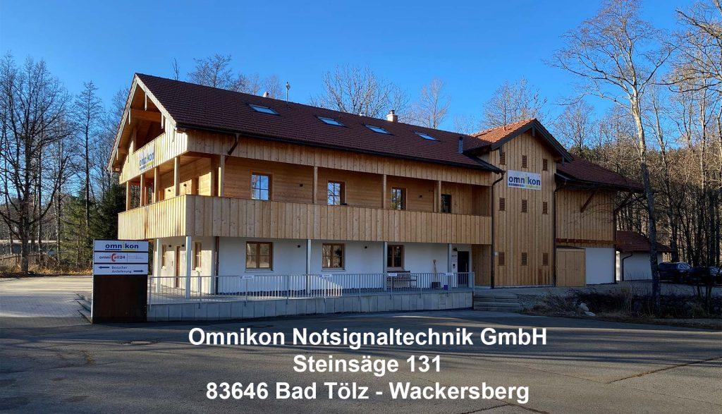Omnikon in Bad Tölz-Wackersdorf